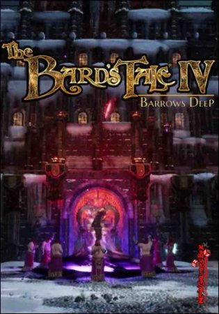 The Bard`s Tale IV: Barrows Deep [Update 3] (2018) PC   RePack от R.G. Catalyst