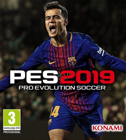 Pro Evolution Soccer 2019 [v1.02.00 + Data Pack 2.00 + Все комментаторы] (2018) PC | RePack от FitGirl