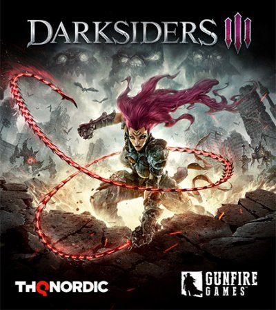 Darksiders III (2018) PC | Repack от FitGirl