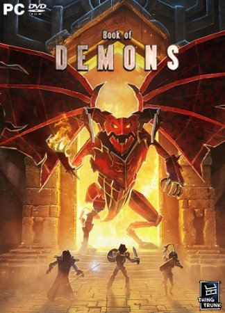 Book of Demons [v 1.03.18721] (2018) PC | Лицензия