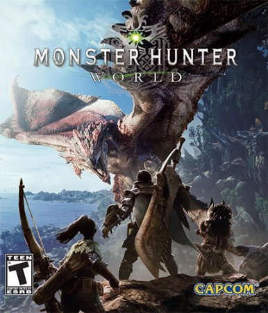 Monster Hunter: World [build 163956] (2018) PC | RePack от SpaceX