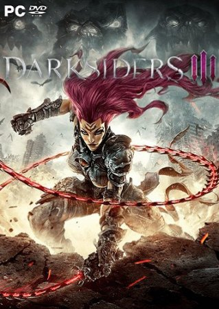 Darksiders III: Deluxe Edition [v 1.4 + DLCs] (2018) PC | Лицензия