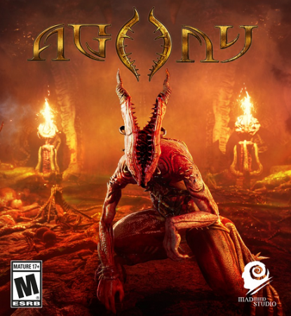 Agony Unrated [Update 2] (2018) PC | RePack от R.G. Catalyst