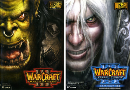 Warcraft 3: Reign of Chaos + The Frozen Throne [1.31.1] (2002-2003) PC | Repack