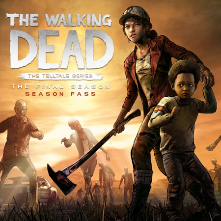 The Walking Dead: The Final Season - Episode 1-4 [v 1.0.0.1] (2018) PC | Лицензия