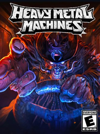 Heavy Metal Machines [3.02.1037] (2017) PC | Online-only