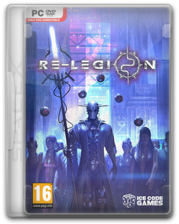 Re-Legion [1.3.7.334] (2019) PC | Лицензия