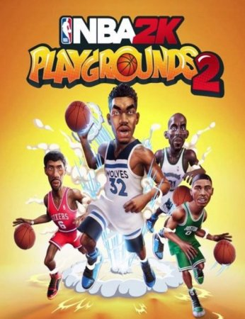 NBA 2K Playgrounds 2 [+ All Star Update] (2018) PC | RePack от FitGirl
