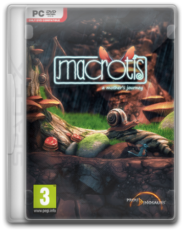 Macrotis: A Mother's Journey [v 1.0.1] (2019) PC | RePack от SpaceX