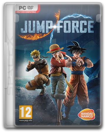 Jump Force (2019) PC | RePack от SpaceX