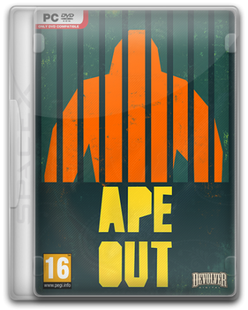 Ape Out (2019) PC | RePack от SpaceX