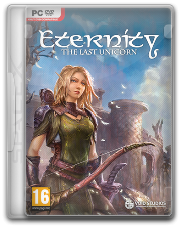 Eternity: The Last Unicorn [v 1.02] (2019) PC | RePack от SpaceX