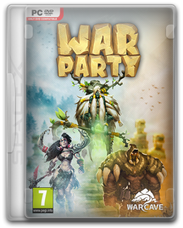 Warparty (2019) PC | RePack от SpaceX