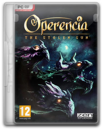 Operencia: The Stolen Sun (2019) PC | RePack от SpaceX