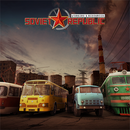 Workers & Resources: Soviet Republic [v 0.7.7.0 | Early Access] (2019) PC | Repack от xatab