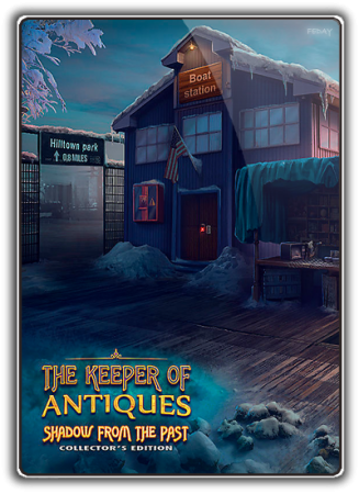 Антиквар 4: Тень из прошлого / The Keeper of Antiques 4: Shadows From the Past (2018) PC