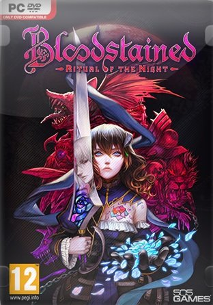 Bloodstained: Ritual of the Night [v 1.09 + DLC] (2019/PC/Русский), Repack от xatab
