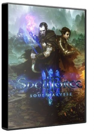 SpellForce 3: Soul Harvest [v 1.04 Build 73619 + DLC  xatab