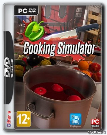 Cooking Simulator [v 1.6.0.14526] (2019) PC | Лицензия