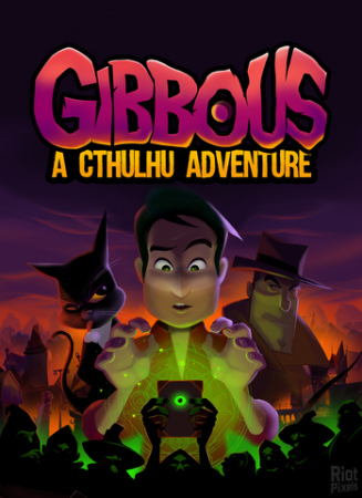 Gibbous: A Cthulhu Adventure (2019) PC | Лицензия