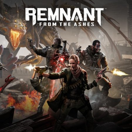 Remnant: From the Ashes (2019) [v 214.857u5 + DLC]  PC | Repack от xatab