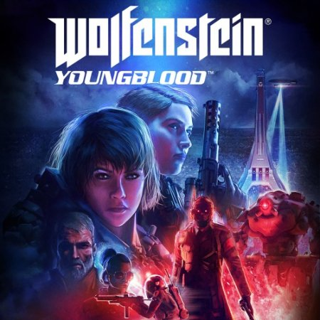 Wolfenstein: Youngblood - Deluxe Edition [v 1.0.3 + DLCs] (2019) PC | Лицензия