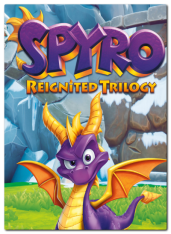 Spyro Reignited Trilogy (2019) xatab
