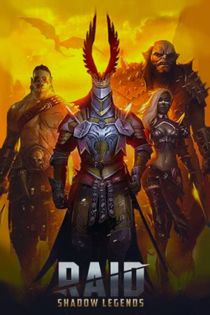 RAID: Shadow Legends [202#1.12.6] (2019) PC | Online-only