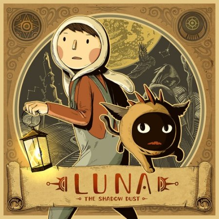 Luna - The Shadow Dust (2020) PC | Лицензия