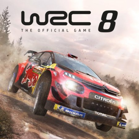 WRC 8 FIA World Rally Championship [v 1.5.1 + DLCs] (2019) PC | Repack от xatab