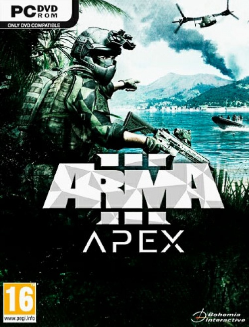 Arma 3 - Ultimate Edition (2013/PC/Русский), SteamRip от =nemos=