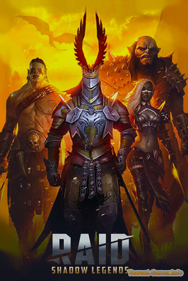 RAID: Shadow Legends [211#1.14.2] (2019) PC | Online-only