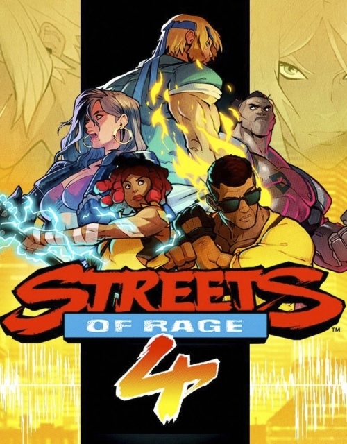Streets of Rage 4 (2020/PC/Русский), RePack от SpaceX