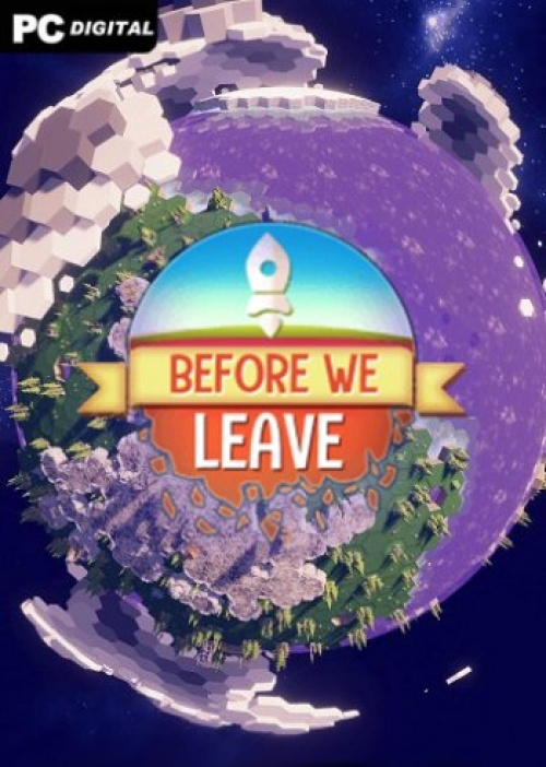 Before We Leave (2020/PC/Русский), Лицензия