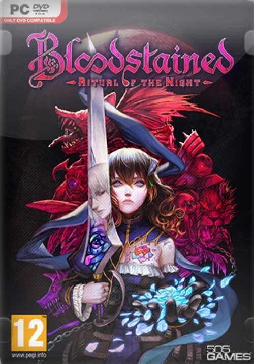 Bloodstained: Ritual of the Night (2019/PC/Русский), RePack от SpaceX