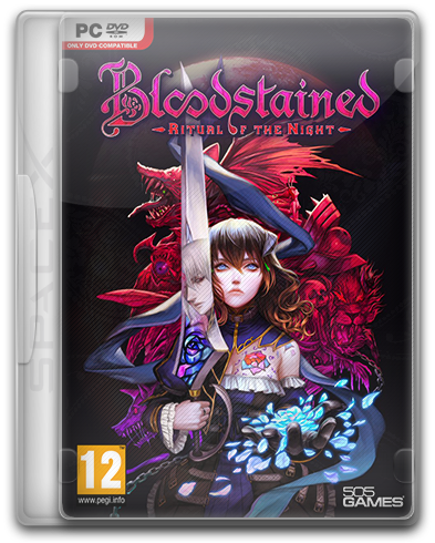 Bloodstained: Ritual of the Night [v 1.0 + DLC] (2019) PC | RePack от SpaceX