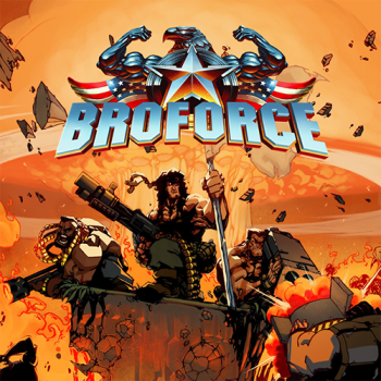 Broforce (2015)