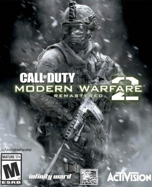 Call of Duty: Modern Warfare 2 - Campaign Remastered (2020/PC/Русский), RePack от xatab