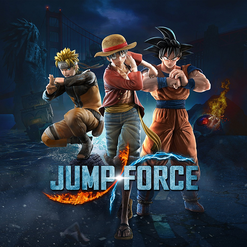 Jump Force [v 2.01 + DLCs] (2019) PC | Repack от xatab