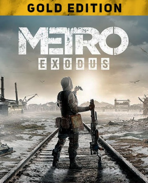 Metro: Exodus - Gold Edition (2019/PC/Русский), RePack от xatab