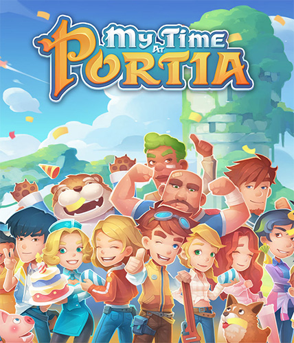 My Time At Portia [v 2.0.139521 + DLCs] (2019) PC | RePack от FitGirl