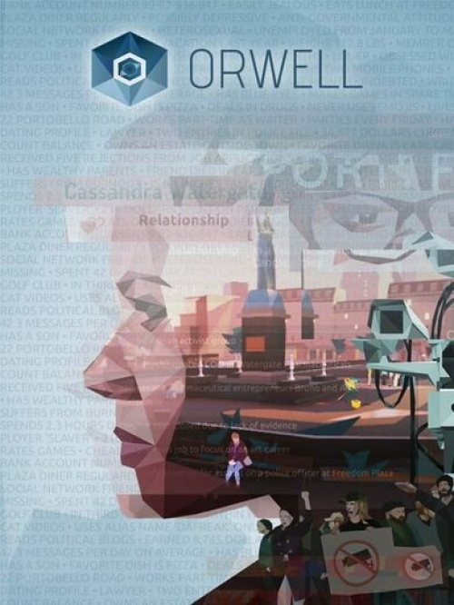 Orwell: Keeping an Eye On You (2016/PC/Русский), RePack от SpaceX