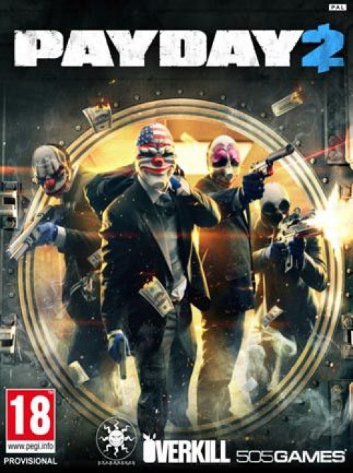 PayDay 2: Ultimate Edition (2013/PC/Русский), Steam-Rip от =nemos=
