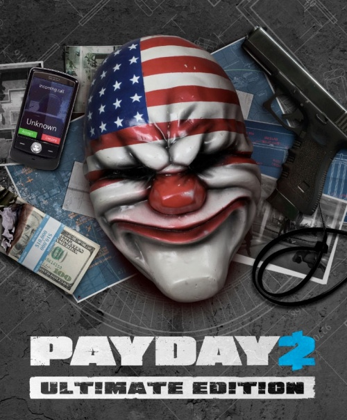 PayDay 2: Ultimate Edition (2014/PC/Русский), RePack от Pioneer