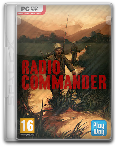 Radio Commander [v 1.123 + DLC] (2019) PC | RePack от SpaceX