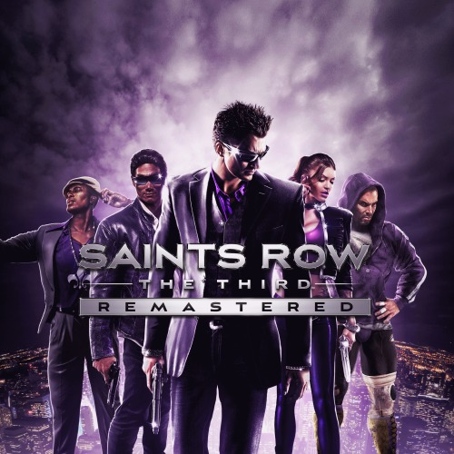 Saints Row: The Third - Remastered (2020) PC | Repack от xatab