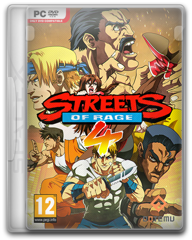 Streets of Rage 4 [Update 3] (2020) PC | RePack от SpaceX