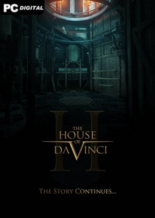 The House of Da Vinci 2 (2020) Лицензия