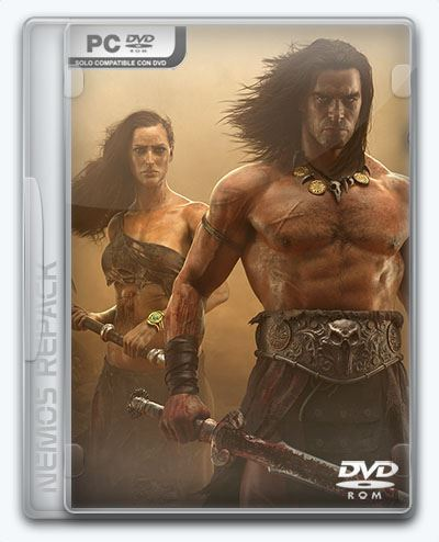 Conan Exiles [build 230672/25565 + DLCs] (2018) PC | Лицензия
