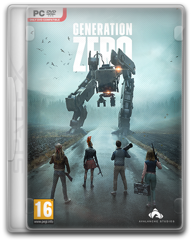 Generation Zero [v 1858983 + DLCs] (2019) PC | RePack от SpaceX